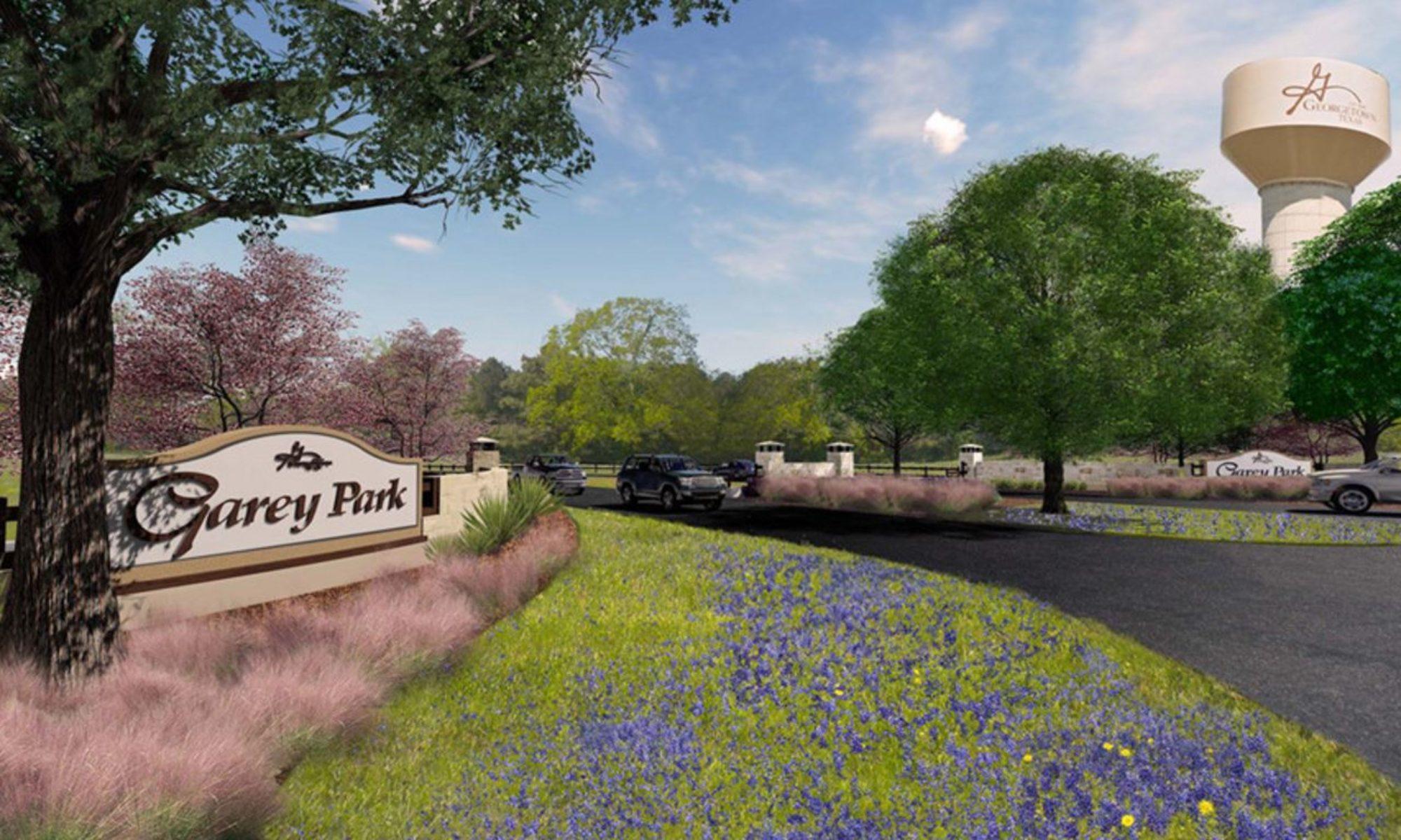 Garey Park Visitors Guide   Georgetown, TX